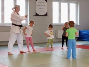 trening dzieci