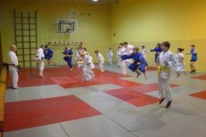 trening młodzieży