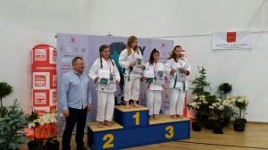Złoty Medal dla Aleksandry Wenzel w Pucharze Polski Młodzików i Młodziczek –  Łódź 4.06.2016r.20160604_180536_resized