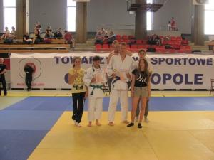 Brązowy Medal dla Weroniki Nędzyk w Pucharze Polski Juniorów  i Juniorek Młodszych  –  Opole 4.06.2016r.