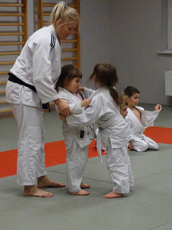 judo Grażyna