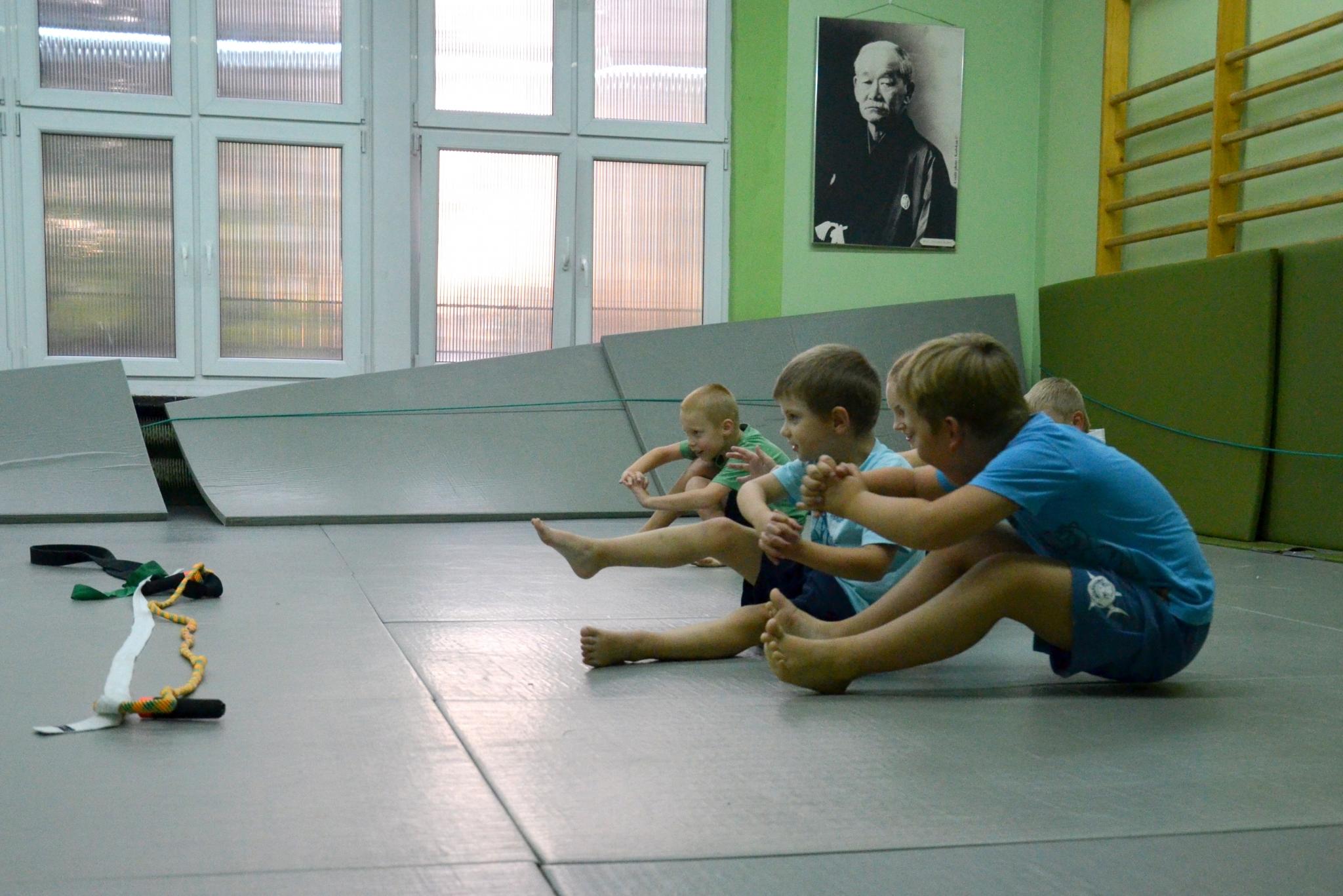 Wybitny Judo dzieci 5-9 lat - sala przy ul. Janickiego - trenerka Joanna TN63